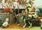 de laatste uitzending van: de beestenboerderij