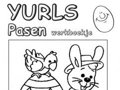 Kleurplaten Pasen Groep 5.Werkboekjes En Leesplacemats Primair Onderwijs Werkboekjes