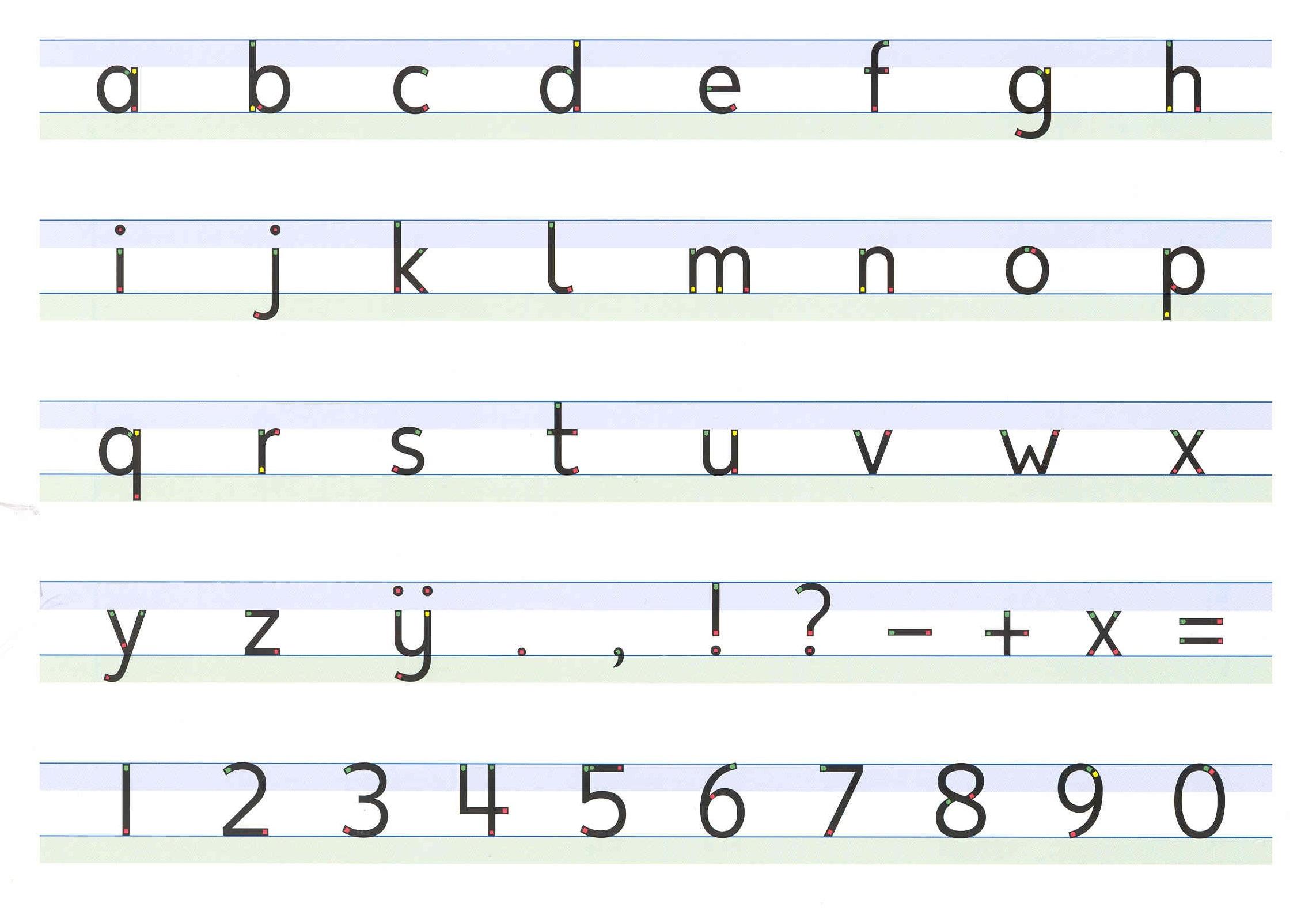 Fabulous Digibord en Digitaal Schoolbord Startpagina: schrijven - groep 5 & 6 OZ67